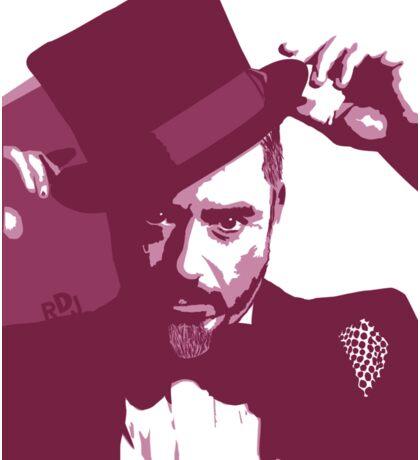 Mr. Robert Downey Jr. Sticker