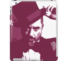 Mr. Robert Downey Jr. iPad Case/Skin