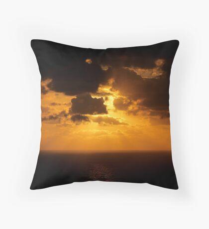 Zeus Light Throw Pillow