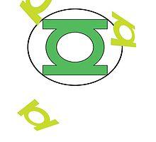 Green Lantern by Pirripy