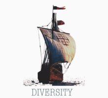 DIVERSITY by bamanofski