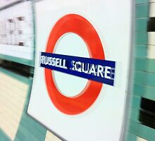 Russell Square #1 by astralgabriel