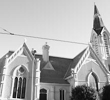 Ye Olde Church by Yacoub Hilweh