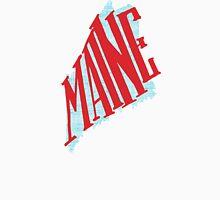 United Shapes of America - Maine Unisex T-Shirt