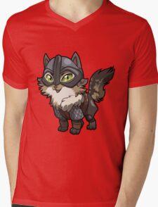 Fyri the Cunning Mens V-Neck T-Shirt