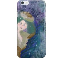 winter wind iPhone Case/Skin