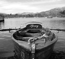 Lake Windermere, Row Boat by Jack  Williams