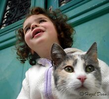 Elli & The Little Cat by Hazel Dean