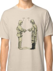 Pleased To Meet You Classic T-Shirt