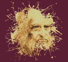 Da Vinci Splat by Richard Yeomans