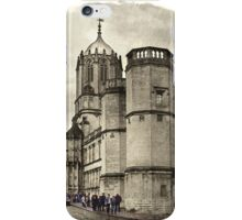 Street in Oxford, England iPhone Case/Skin