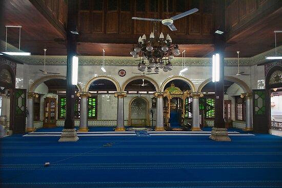 Kampung Kling Mosque 2 by Werner Padarin