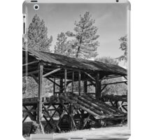Sawmill iPad Case/Skin