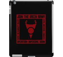 Irken Army iPad Case/Skin
