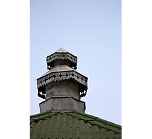 Old Roof  - Ipswich Photographic Print