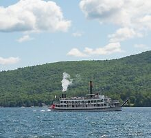 Lake George New York by Imagery