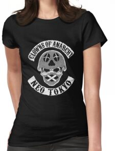 Clown Gang Womens Fitted T-Shirt
