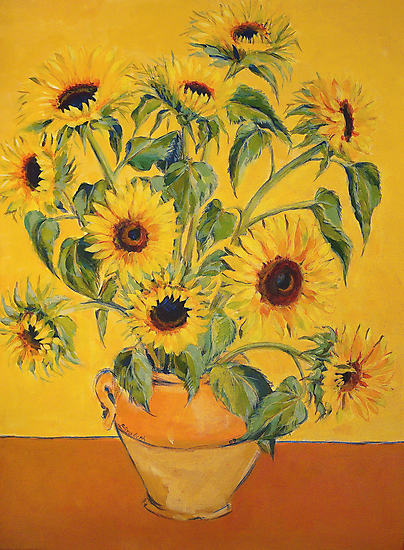 'A Brush with Vincent'.  by Elizabeth Moore Golding
