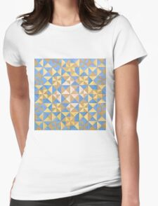 Untitled 031014 Womens Fitted T-Shirt