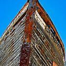Old Boat by Roelene Carleton