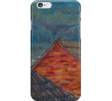 roofs iPhone Case/Skin