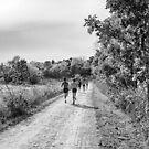 Run Away by Michael Wolf