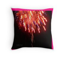 Freedom Rings Throw Pillow