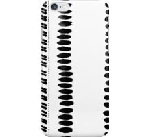 Tribal ink stripes iPhone Case/Skin