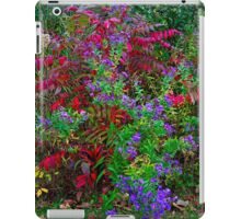 Multi-colored iPad Case/Skin