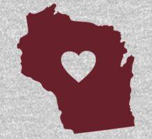 I Love Wisconsin by USAswagg2