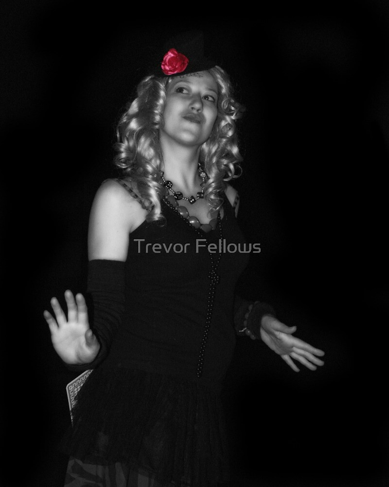 The Rose 2 by Trevor Fellows