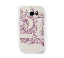 Twenty One Samsung Galaxy Case/Skin
