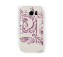 Twenty One Samsung Galaxy Case/Skin