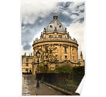 The Radcliffe Camera, Oxford Poster