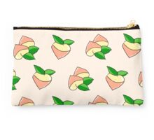 peach peaches Studio Pouch
