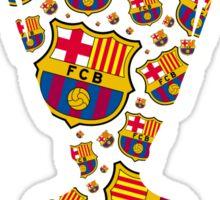 Barcelona - Champions League Winners Sticker