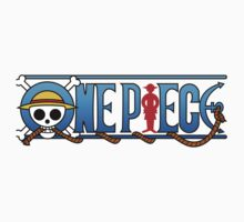 One piece logo by M M