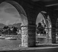Cavtat, Croatia by John Hall