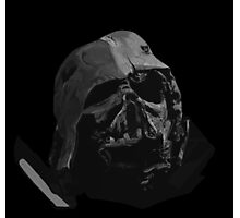 Darth Vader Star Wars Photographic Print