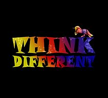 Think different by MayaZ