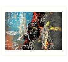 2006-09-15 _DSCN4099 _GIMP Art Print