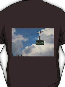The Green Cable Car T-Shirt