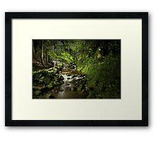 Nightland # 4 Framed Print
