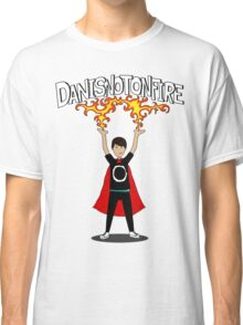 Danisnotonfire: the Superhero Classic T-Shirt