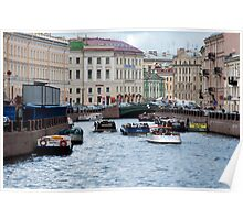 St Petersburg, Russia Poster