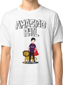 Amazing Phil the Superhero Classic T-Shirt