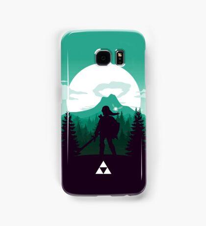 The Legend of Zelda (Green) Samsung Galaxy Case/Skin