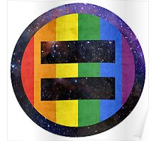 Equality Pride Universe Poster