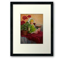 Fleurabelle Framed Print