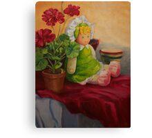 Fleurabelle Canvas Print